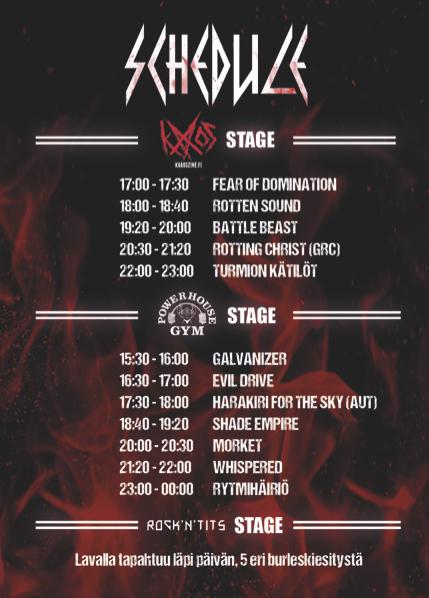 Helvetti_Schedule